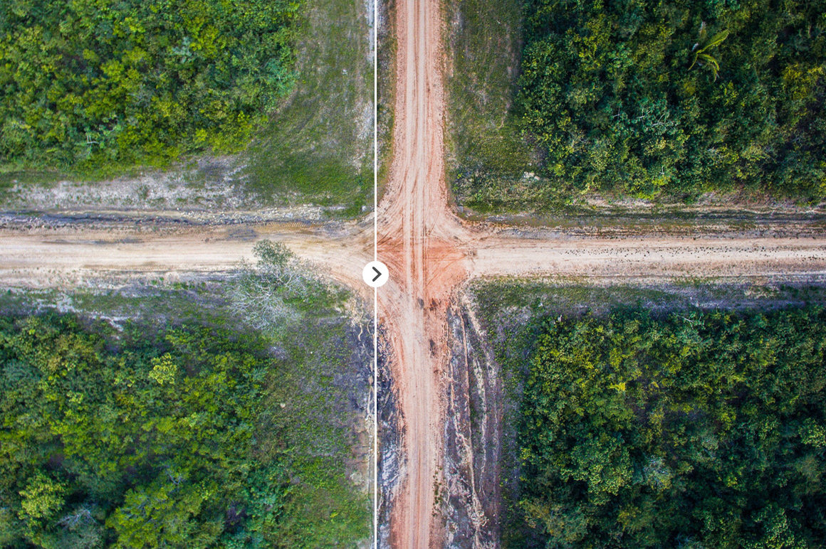 45 Lightroom Presets for Aerial Photography with Drones example image 13