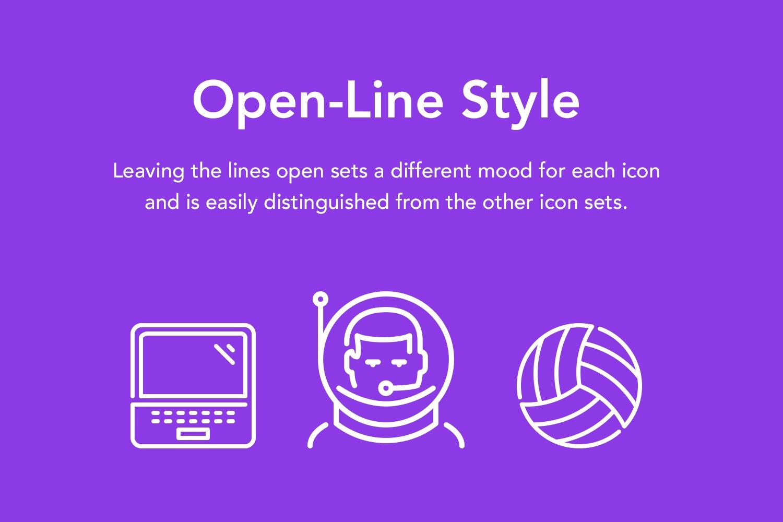 LineKing iOS Icons example image 3