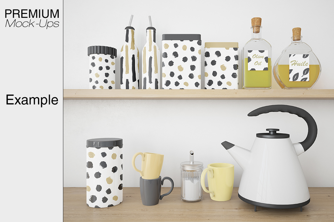Kitchen Accessories Set example image 10