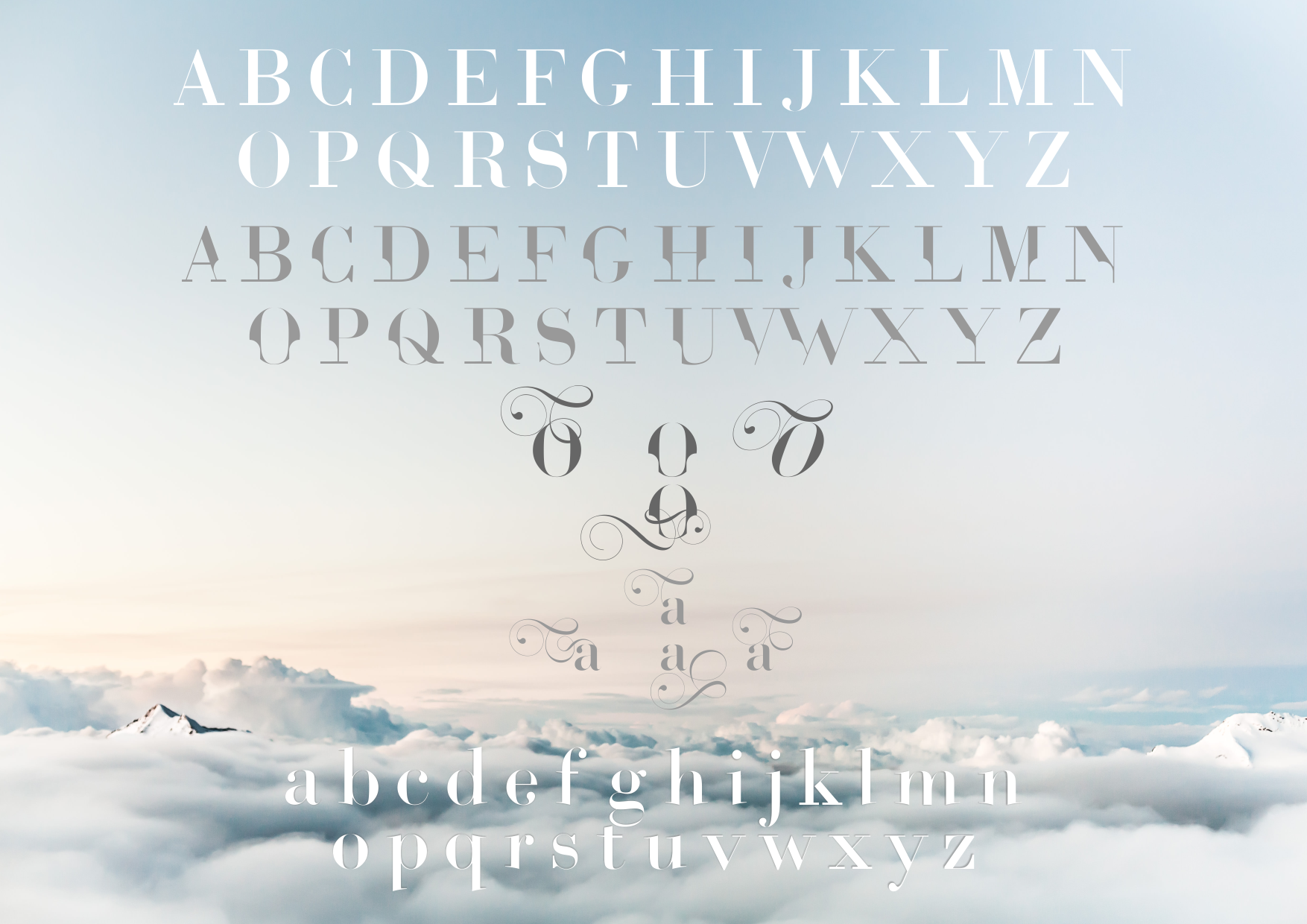 ROYAL TYPEFACE FONT (50% OFF) example image 3