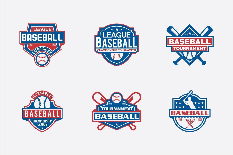 173 Sports Badges and Logo Bundle example image 6