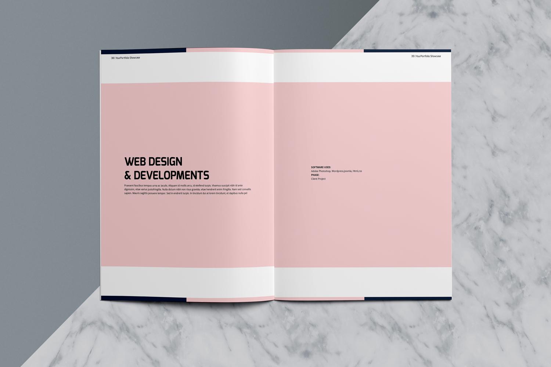 Designer Portfolio-48 Pages example image 22