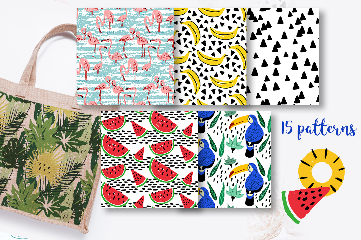 15 summer patterns example image 2