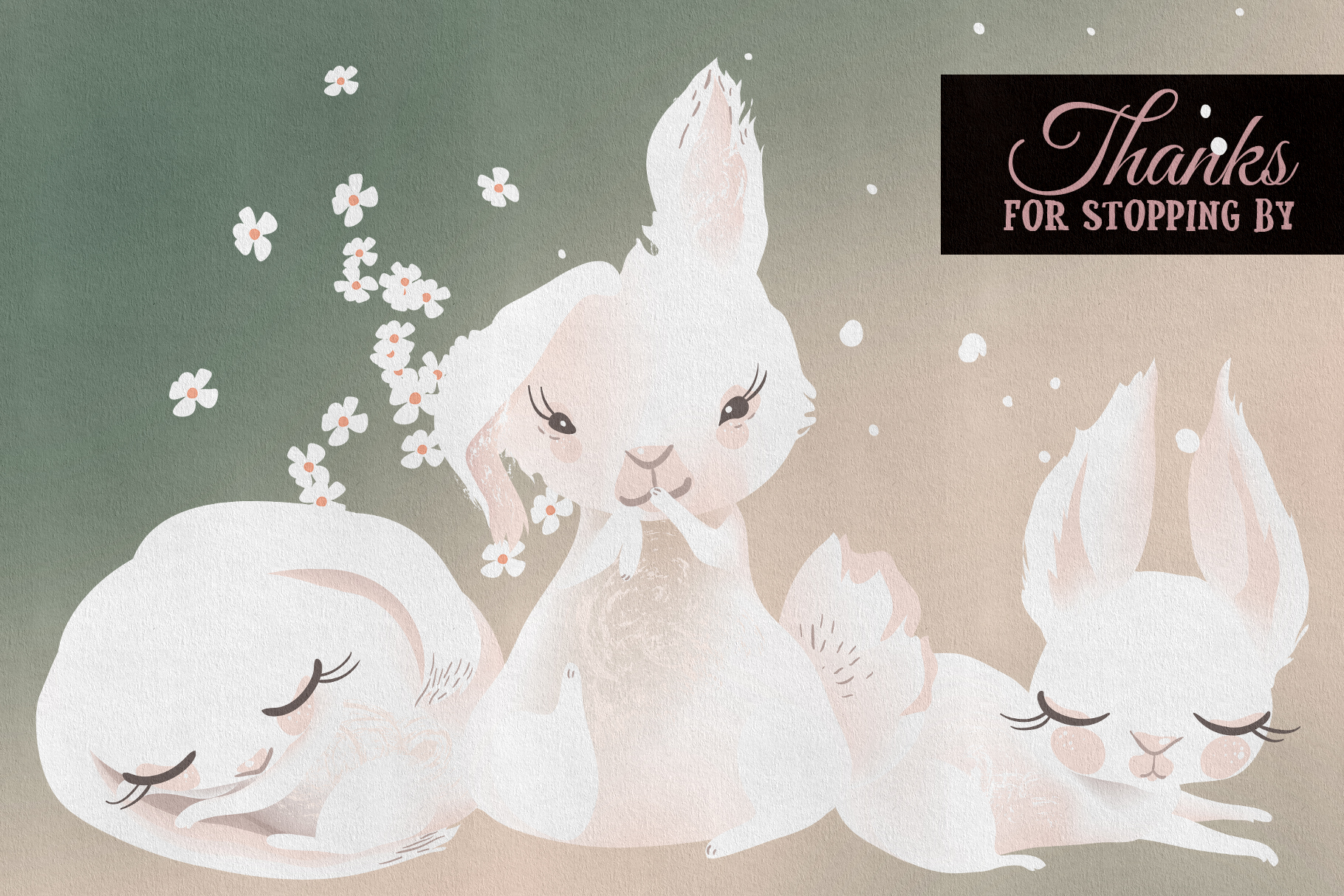 Lovely Bunnies Collection example image 6