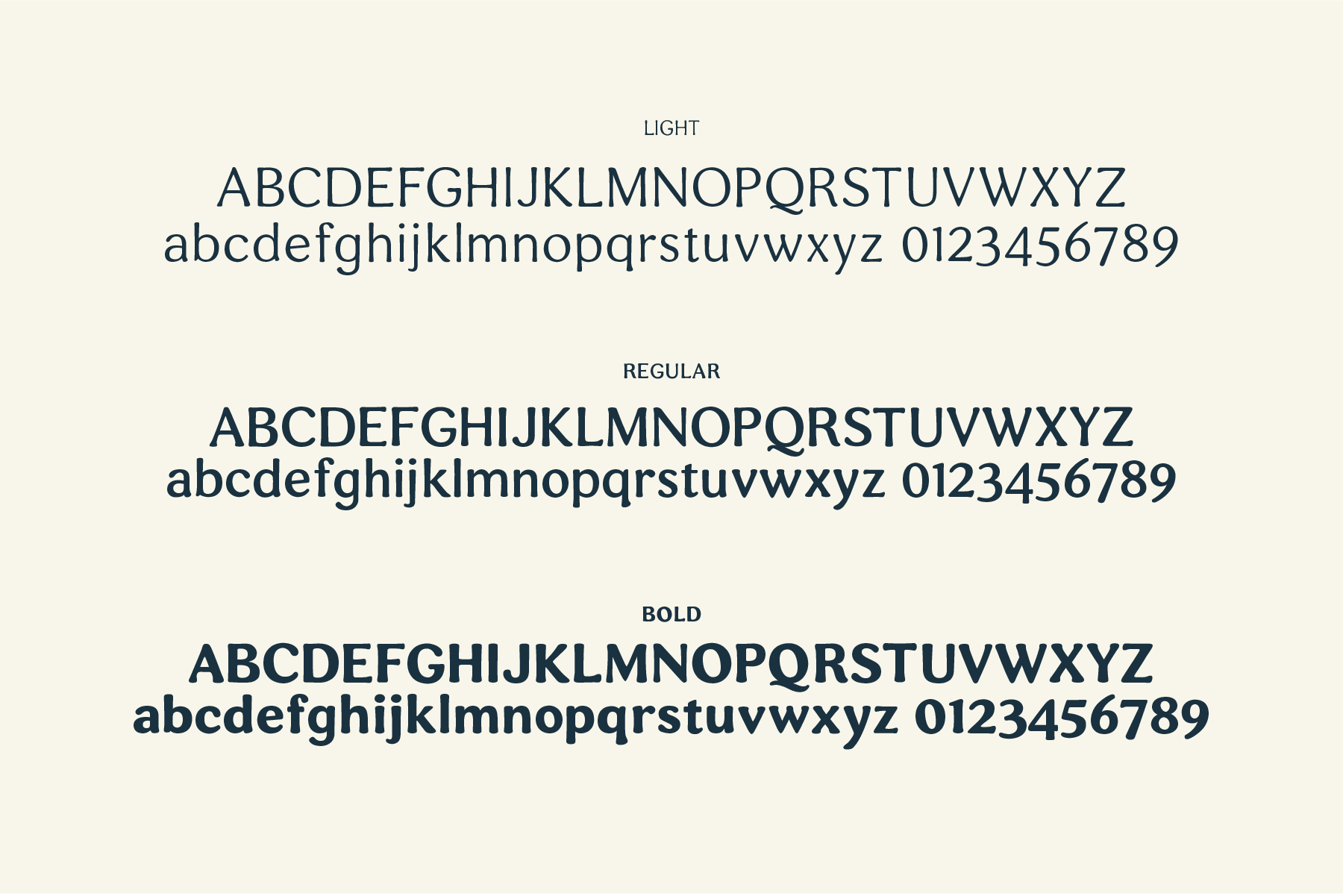 Heirloom - A Good-Natured Font example image 8