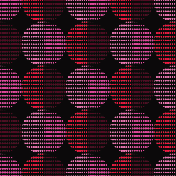 Pattern of dots. example image 7