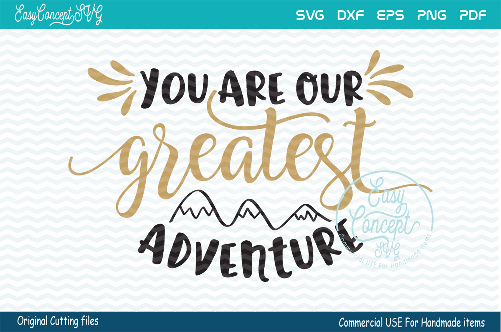 You Are Our Greatest Adventure example image 1