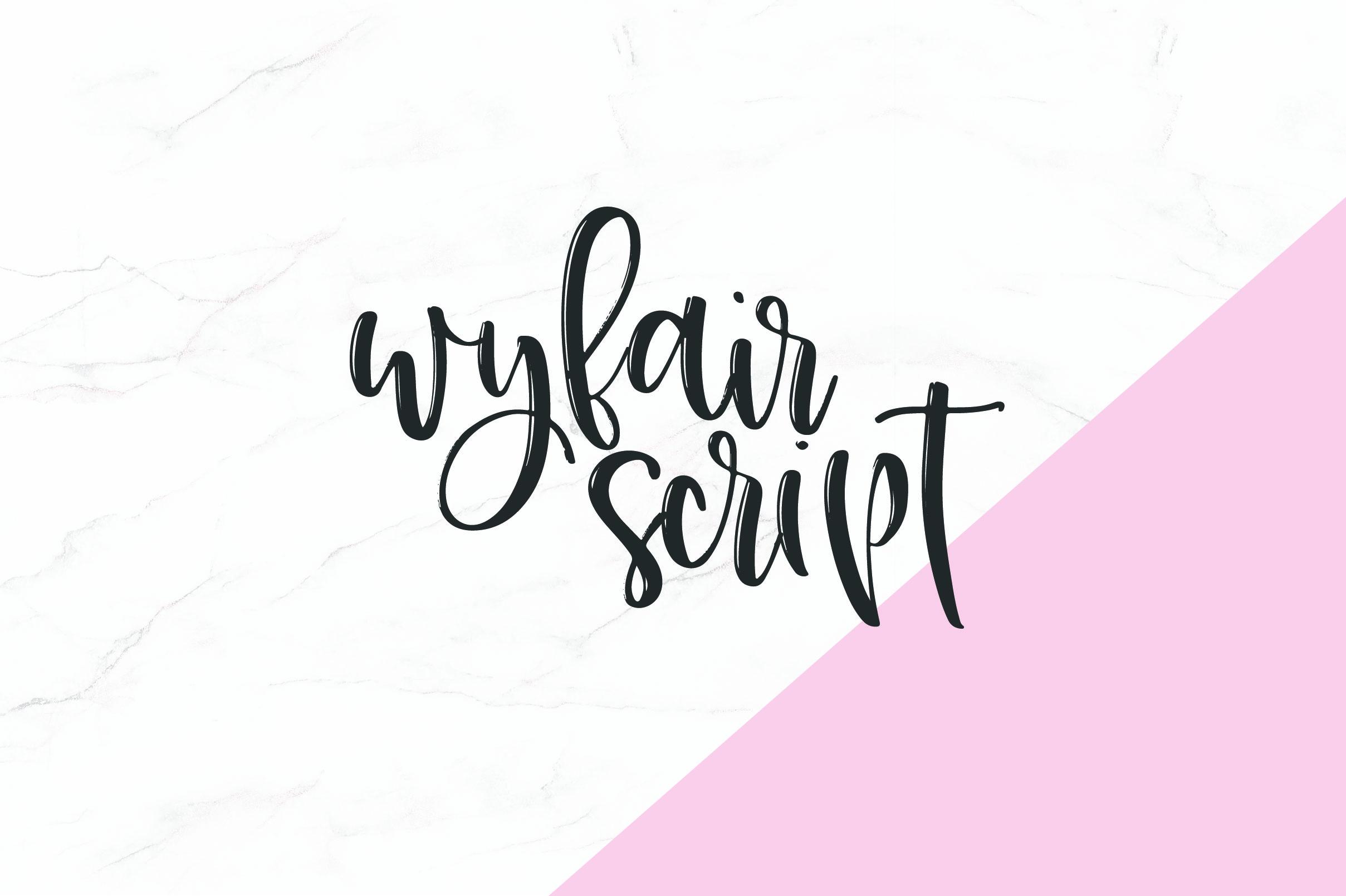 Wyfair Script example image 1