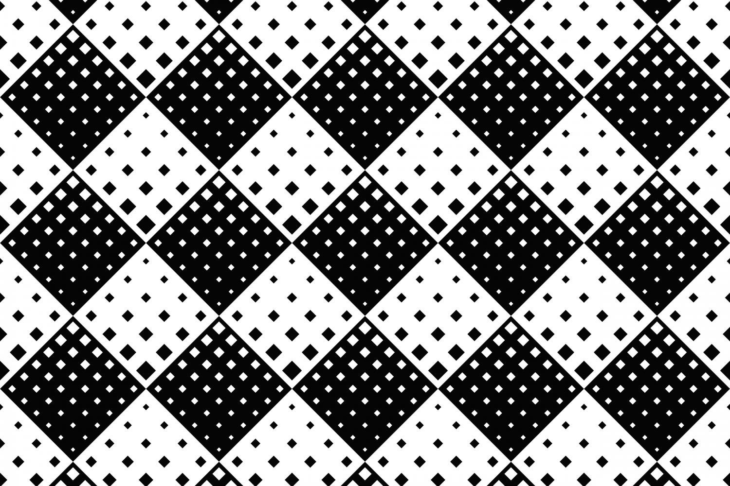 24 Seamless Square Patterns example image 24