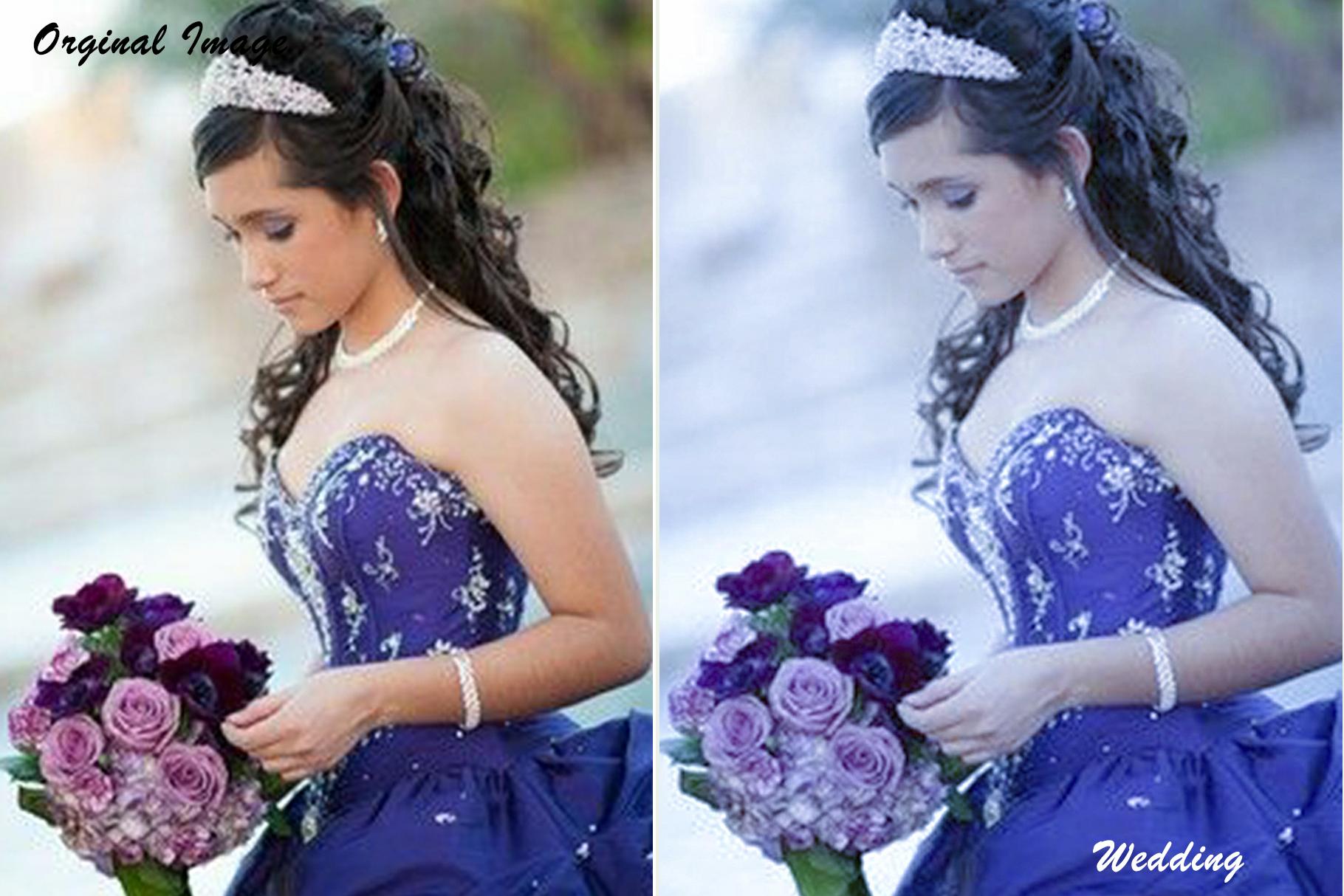 Wedding Lightroom Presets v1 example image 3