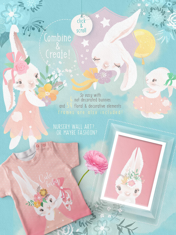 Little Pinky Bunny example image 3