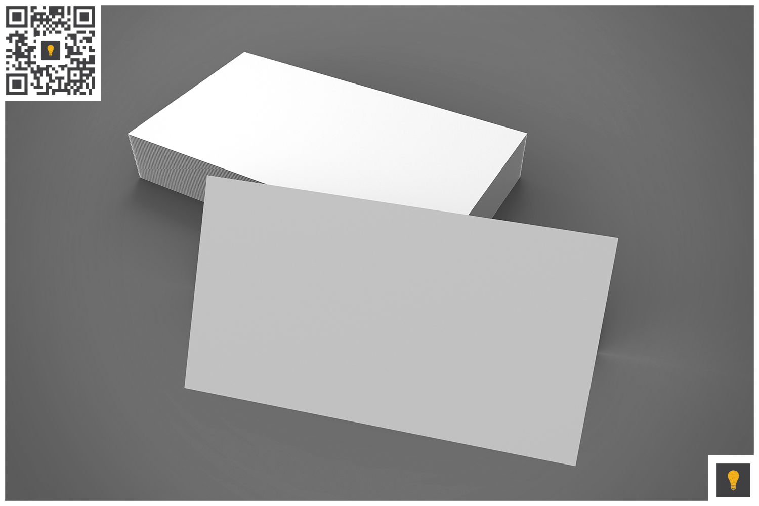 Business Card 3D Render example image 2