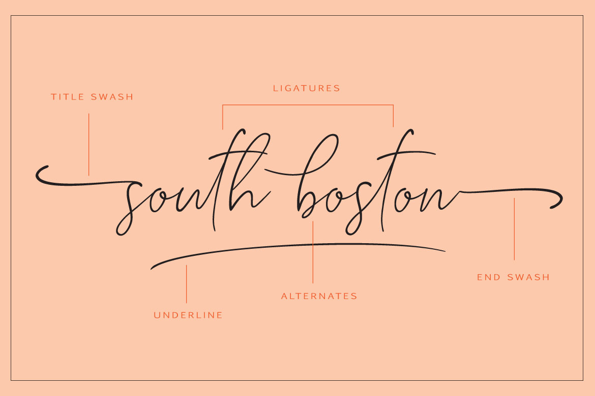 SOUTH BOSTON | REALISTIC SCRIPT example image 6