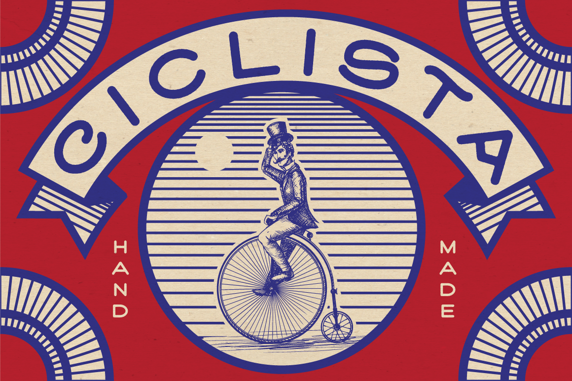 Ciclista example image 1