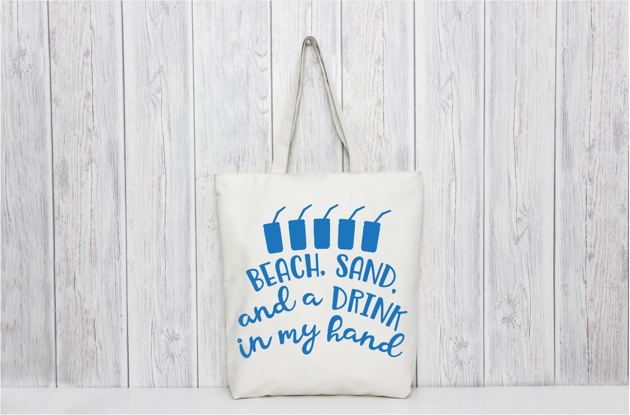 SUPER SALE! Beachin' Summer Bundle - A Summer SVG Bundle example image 3
