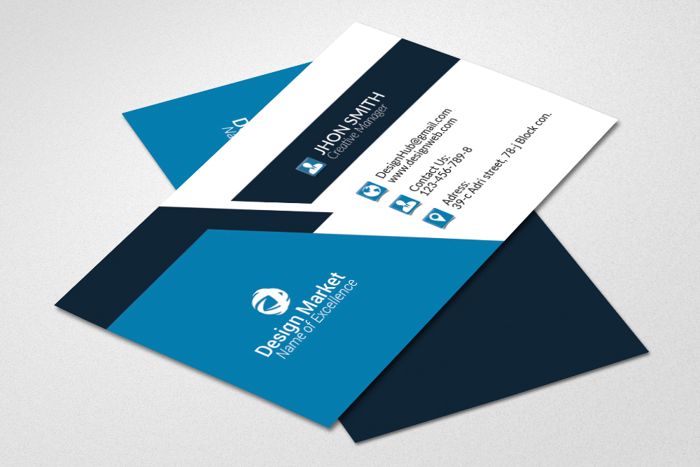 professional visiting cards 56925  business cards