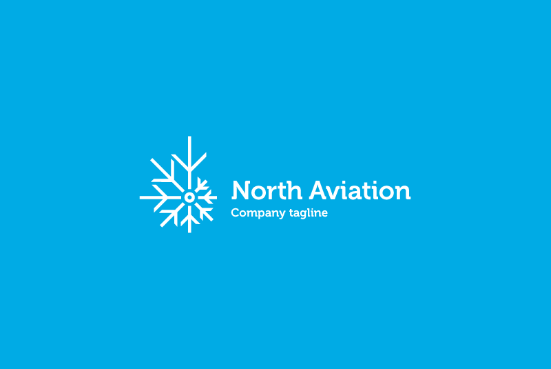 North Aviation Logo example image 2