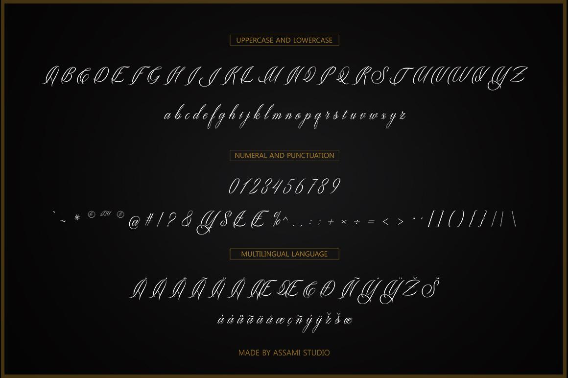 Maguero Script example image 11