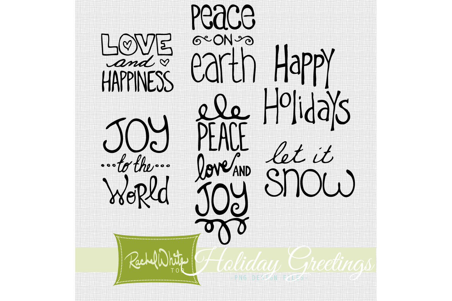Holiday Greetings example image 3