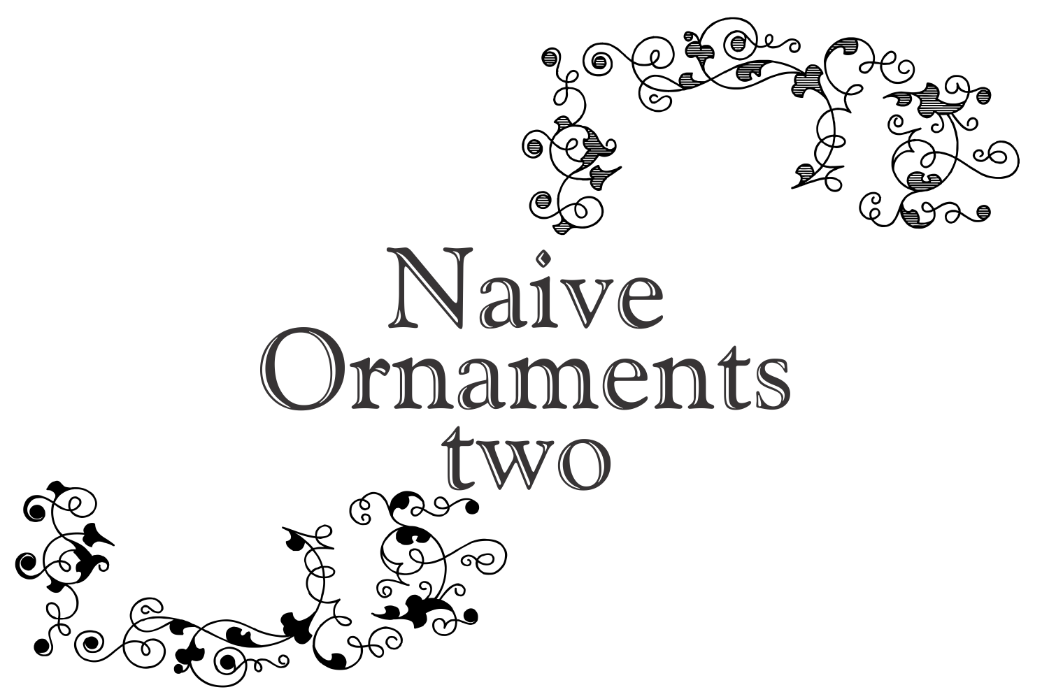 Naive Ornaments Two example image 5