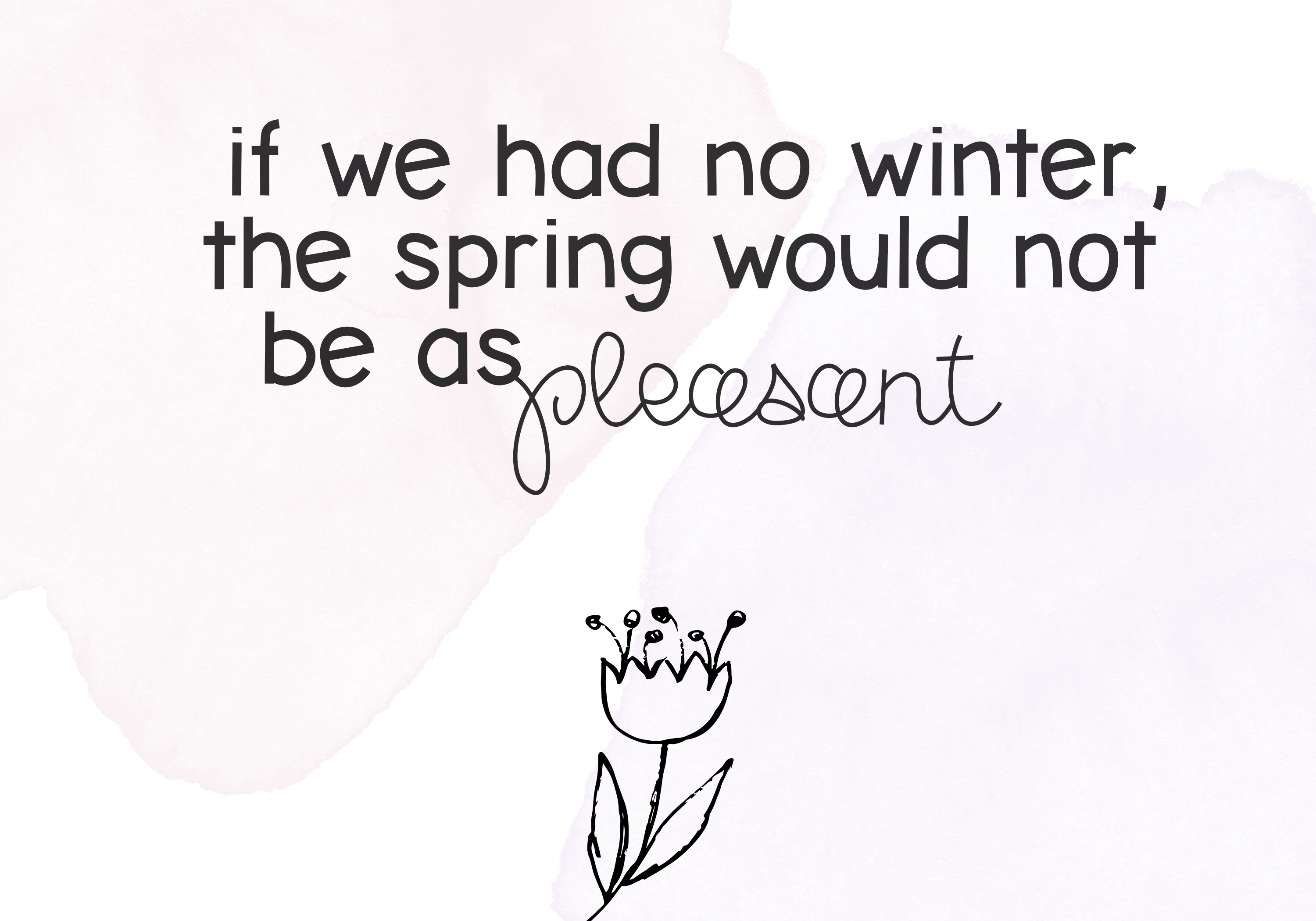 Spring Sunshine - A Serif & Script Font Duo example image 9