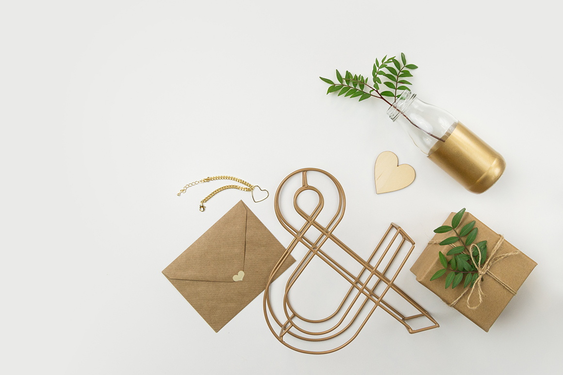Valentine's Styled Photo Bundle - Natural Tones example image 8