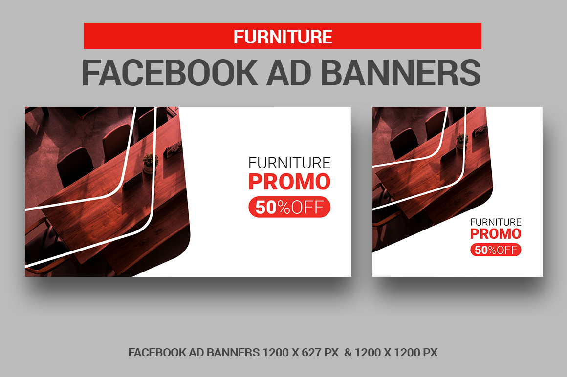 Furniture - Facebook Ads example image 1