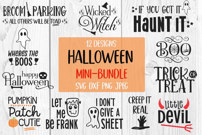 Halloween Mini Bundle example image 1