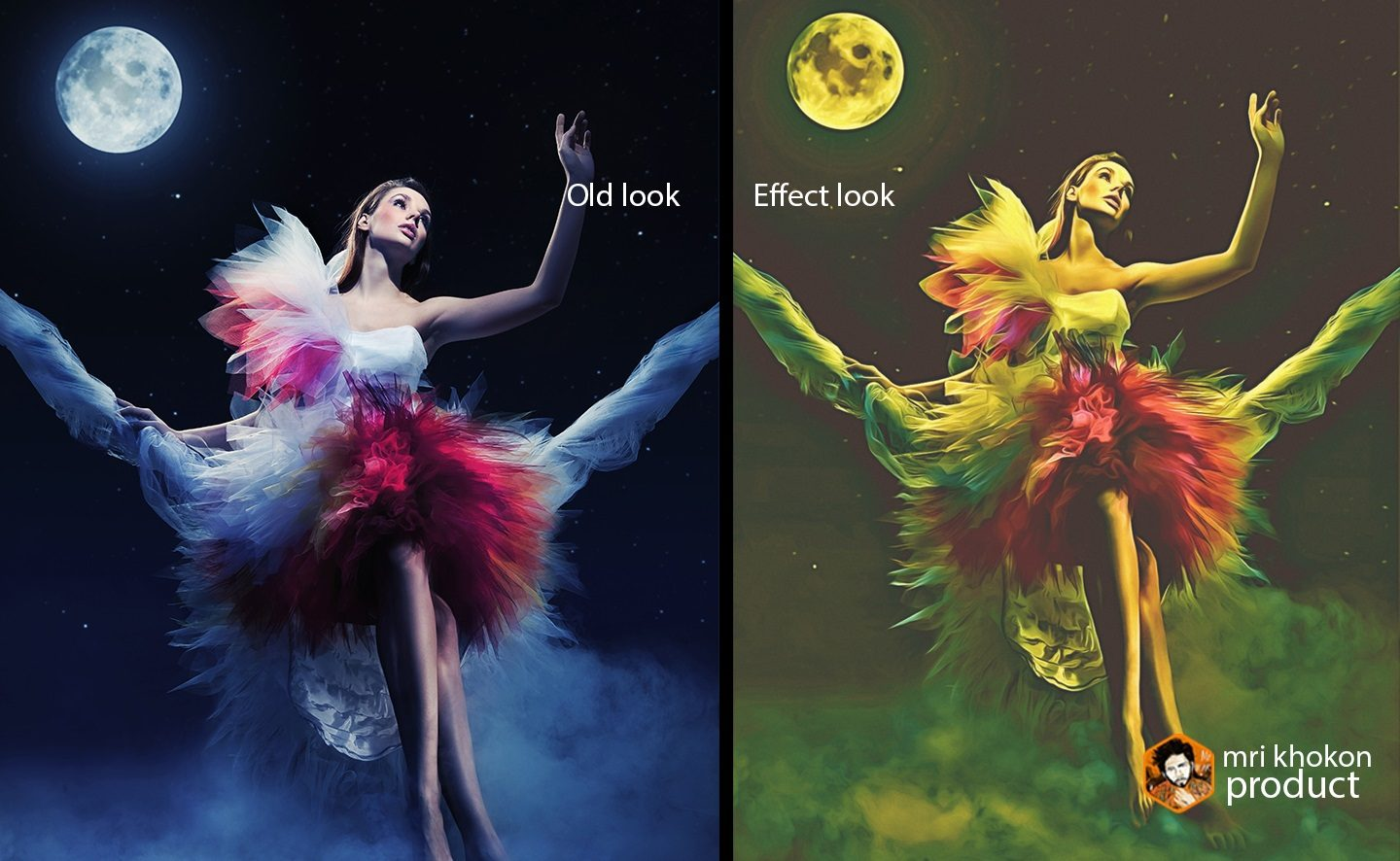 Gold Look Photoshop Effect example image 11