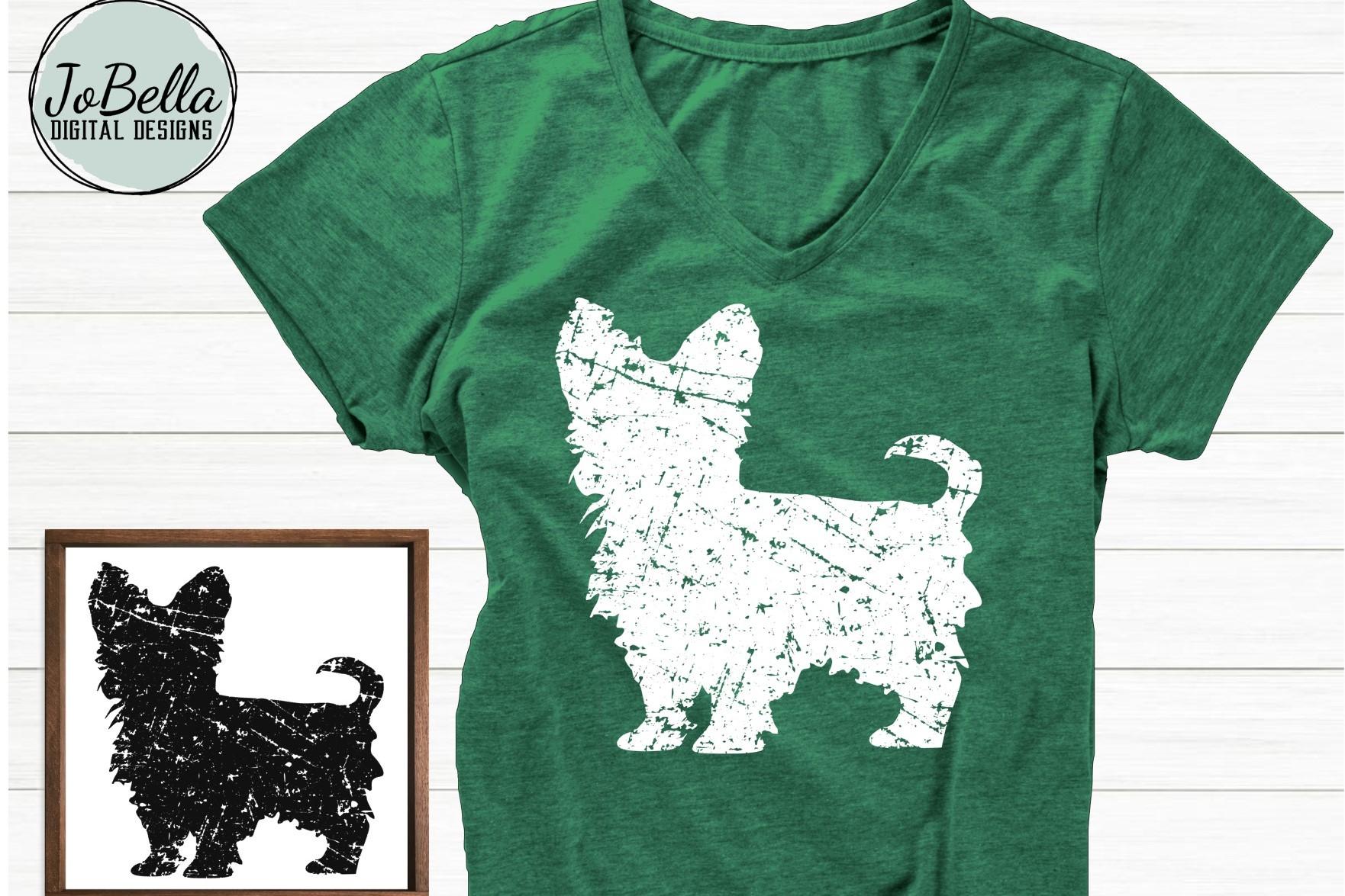 Distressed Dogs Bundle - Popular Dog Breed Grunge Designs example image 3