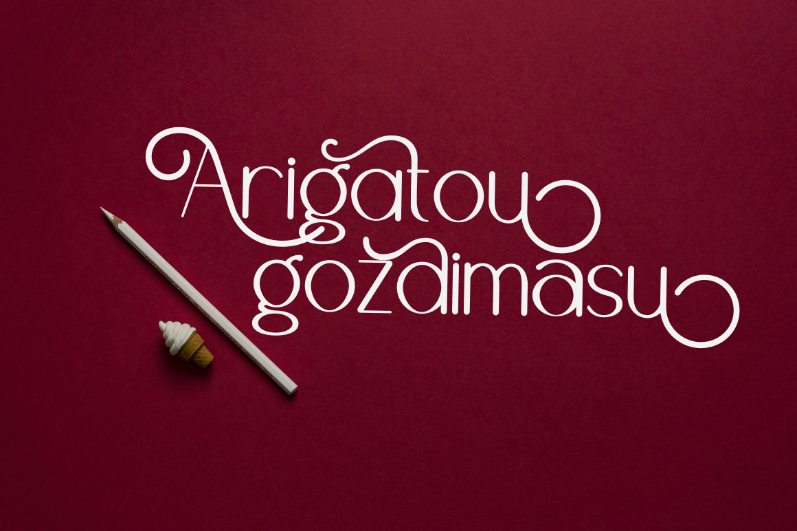 Brighty Sans Script example image 14