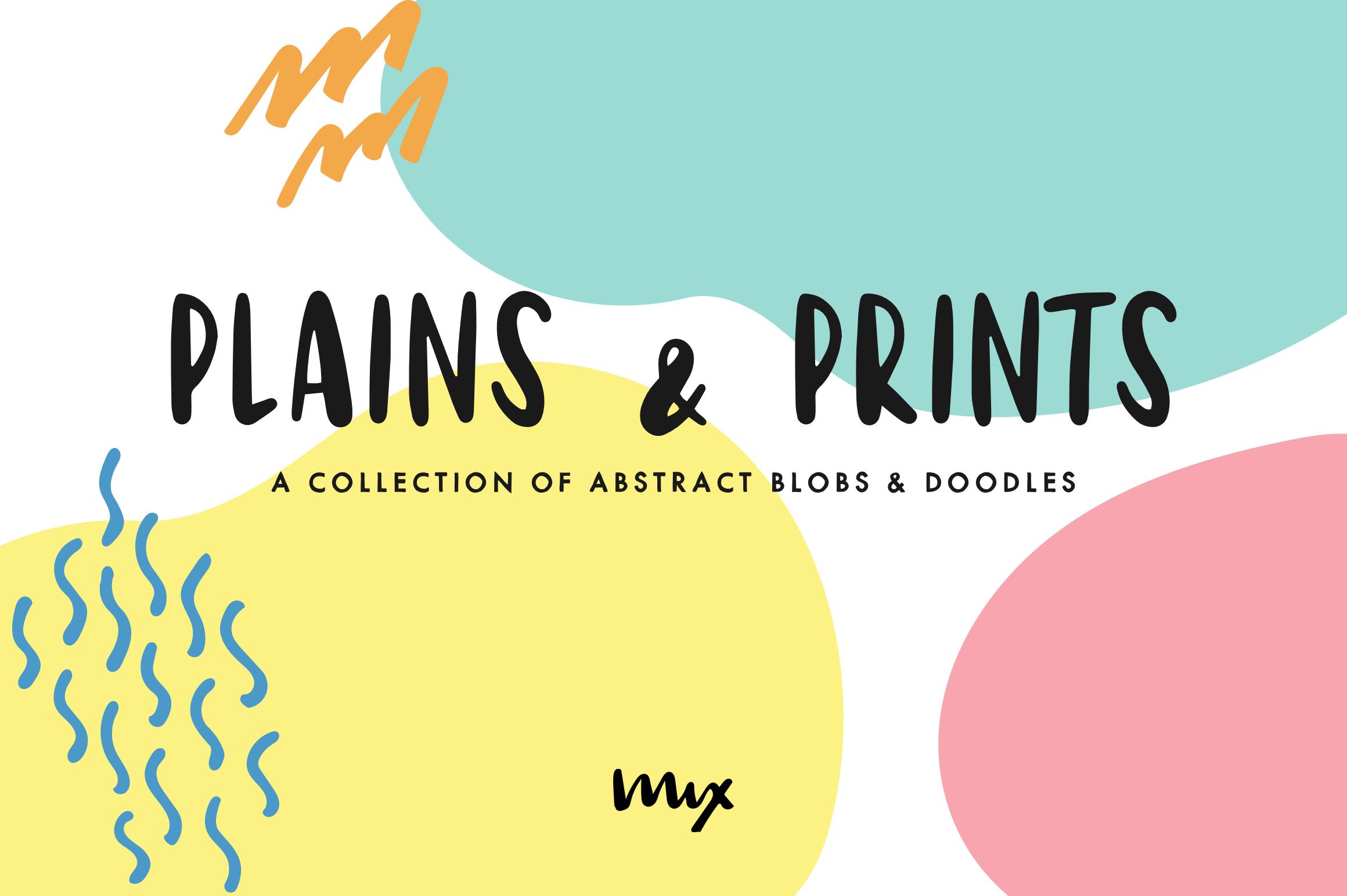 Plains & Prints example image 1
