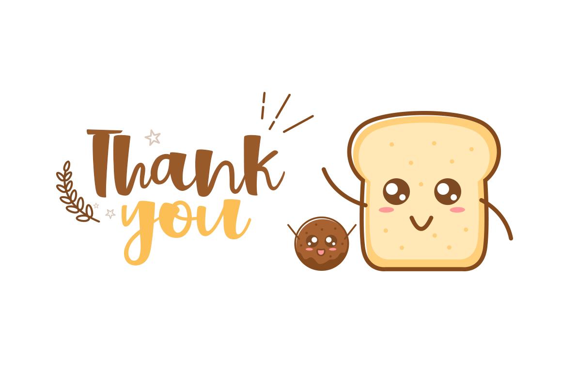 Sweet Bread + Bonus example image 5