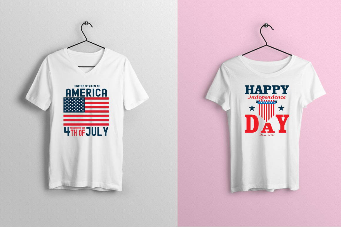 US States 4th July design Element svg example image 7