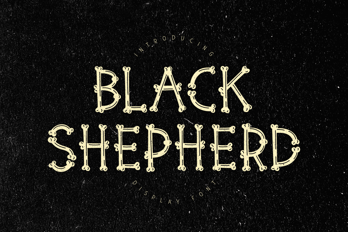 Black Shepherd example image 1