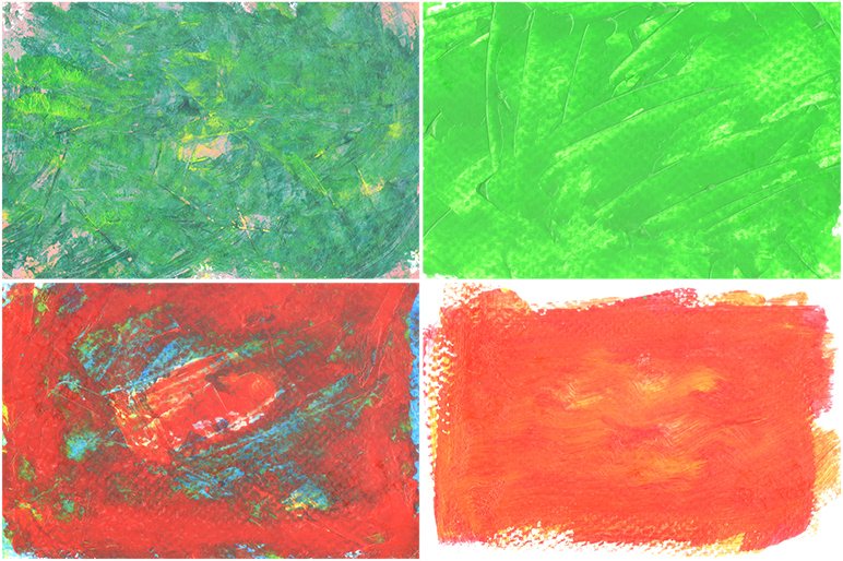 Abstract Acrylic Background example image 13