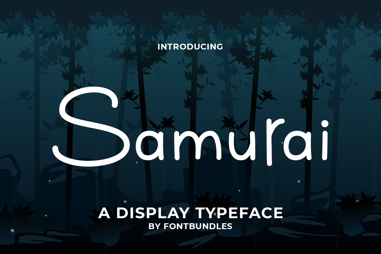 Samurai example image 1