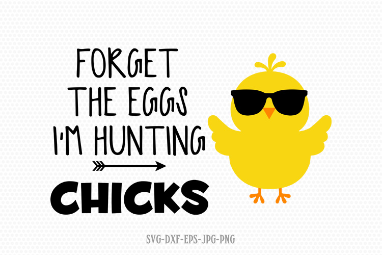 Easter Chick Svg, Chick Svg, Baby Chicken Svg, Easter svg example image 1