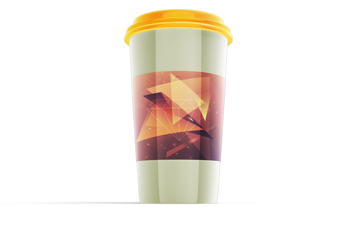 Caffee Cup Mockup example image 7