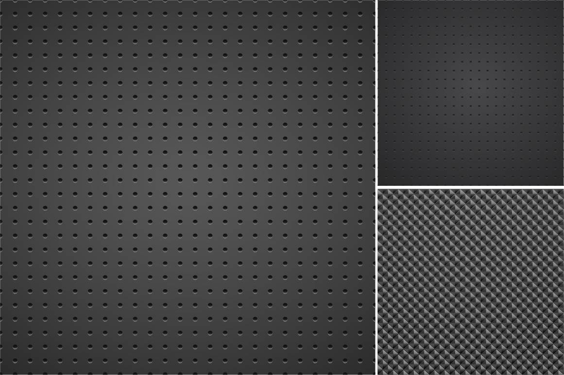 Collection of dark textures. example image 3
