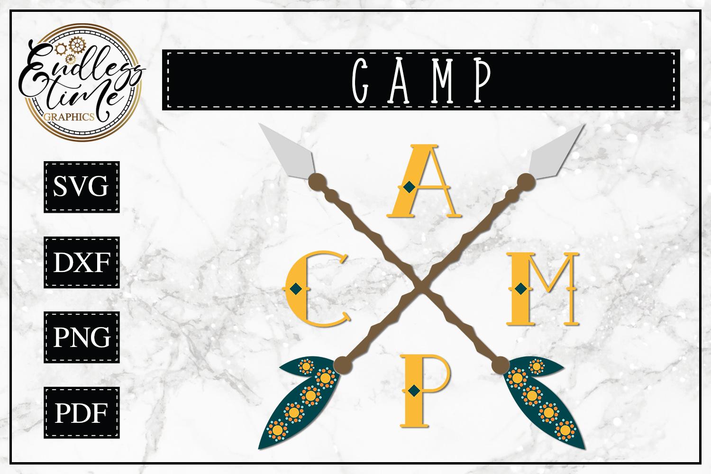 CAMP Arrows SVG example image 1