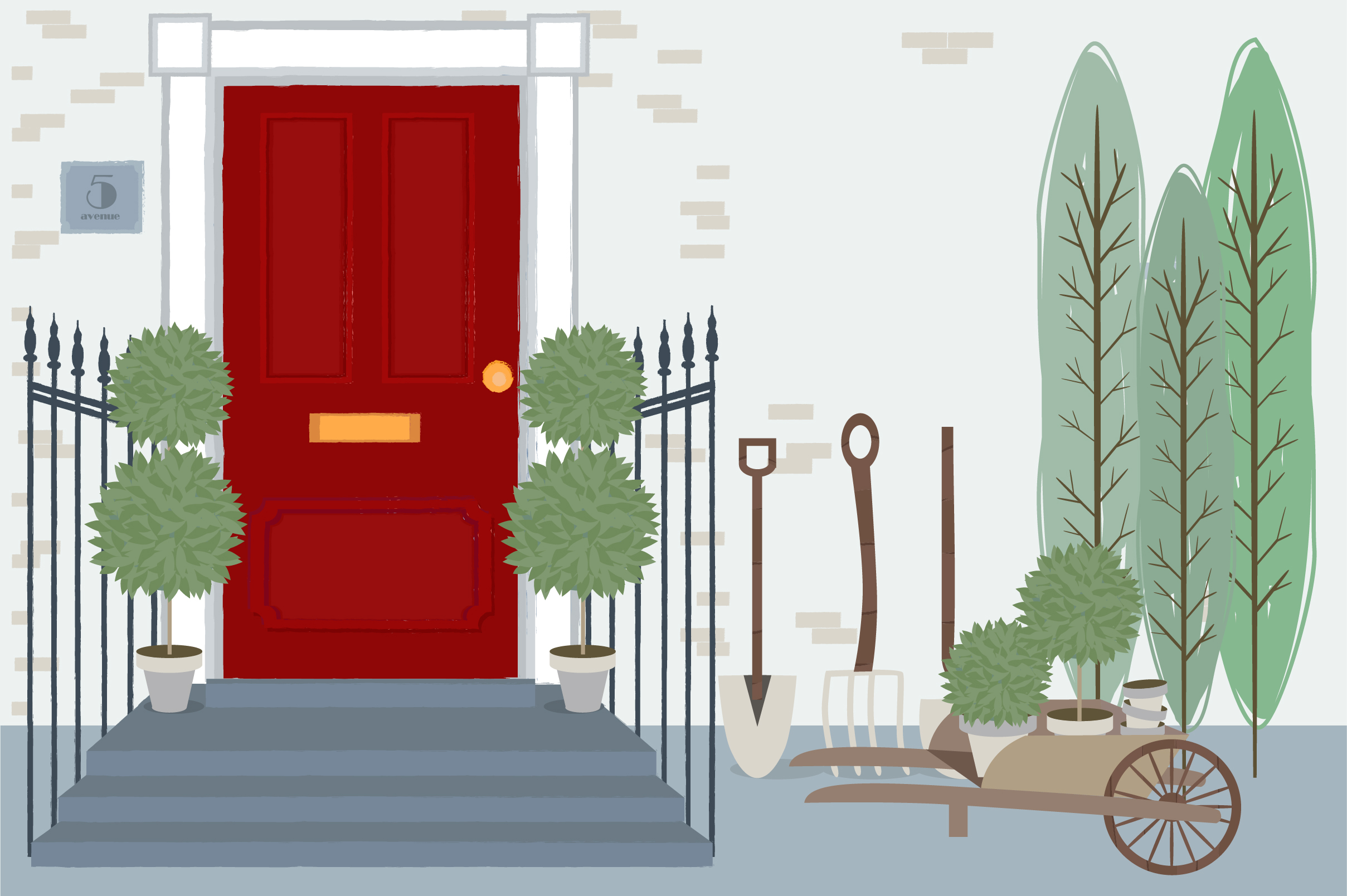 Doors design collection example image 13