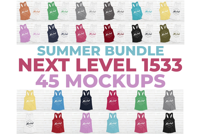 Huge Bundle Shirt Mockup, Bella Canvas, Gildan, Anvil Mockup example image 2