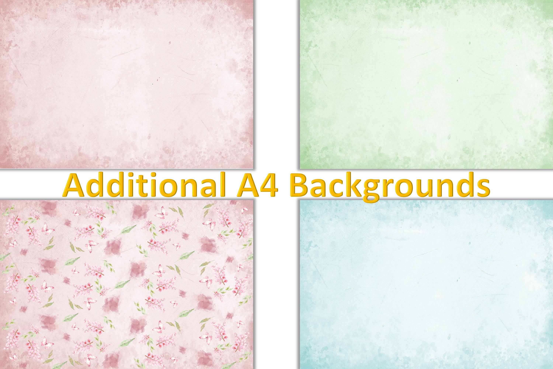 Printable Fairy Journaling Kit, Free Ephemera and PNGs example image 10