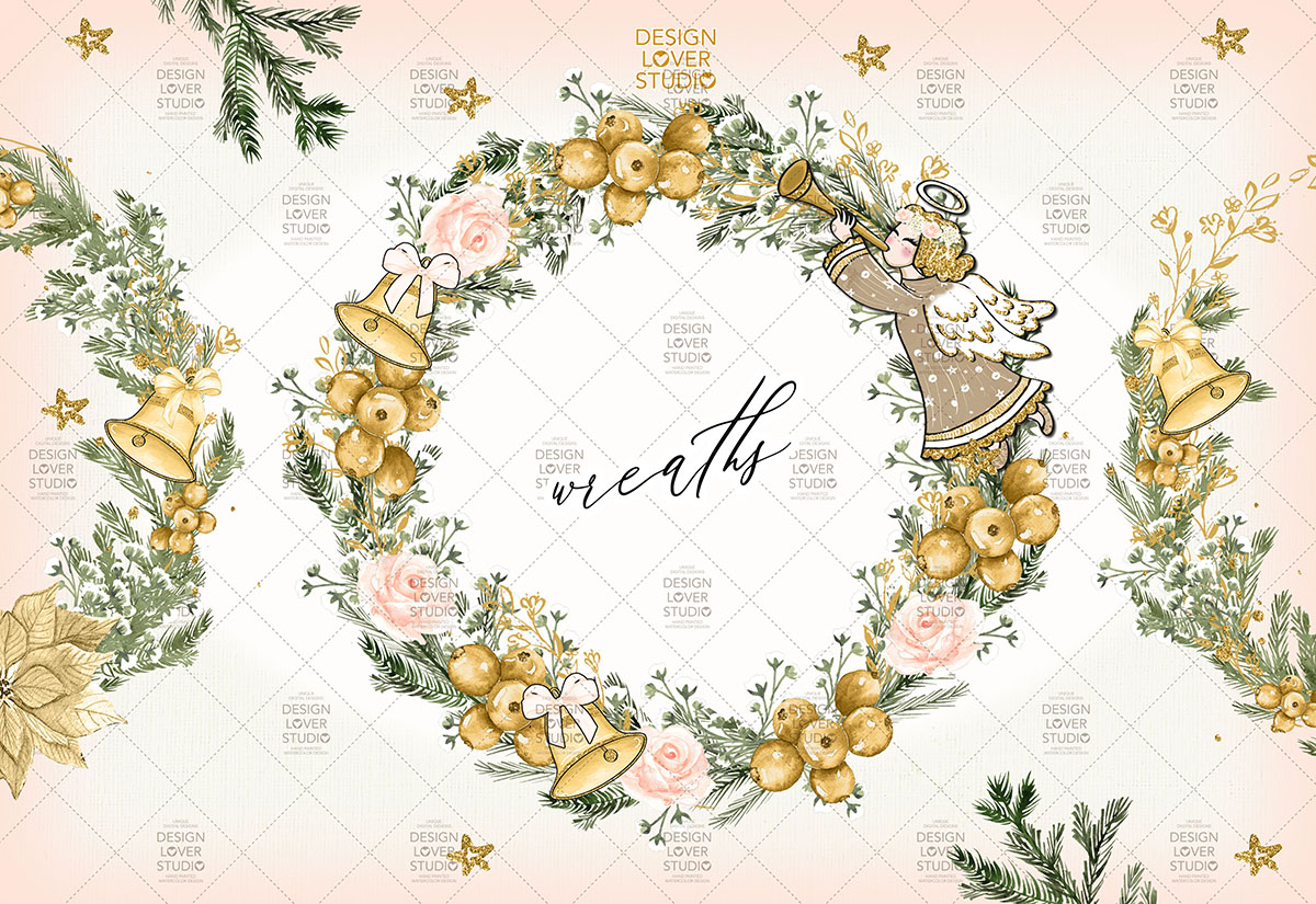 Christmas Angel design example image 3