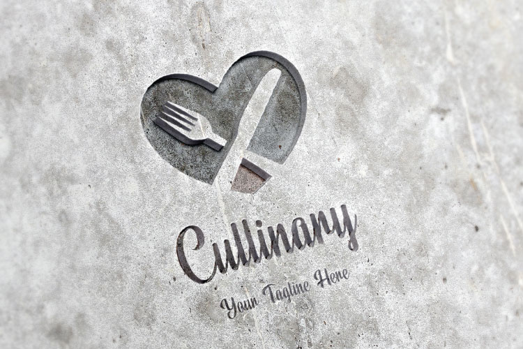 Culinary Arts, Restaurant Logo example image 2