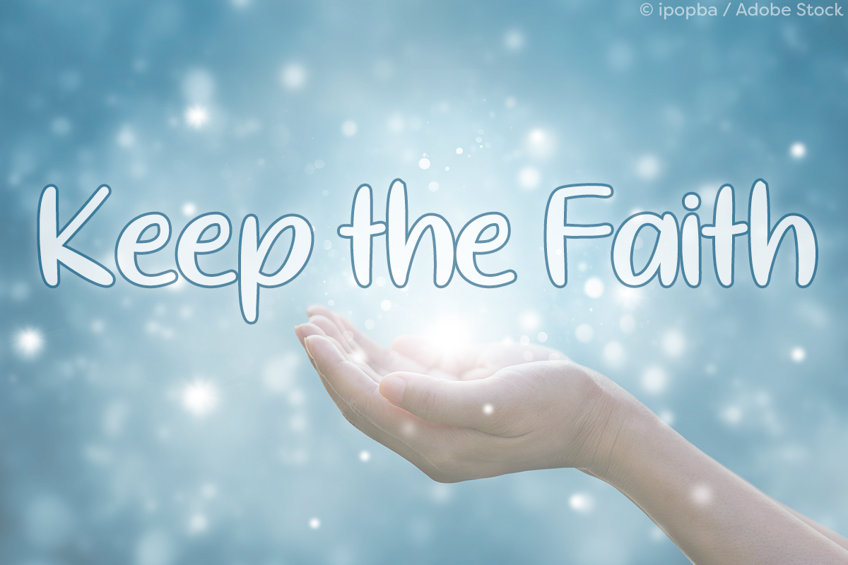 Keep the Faith example image 1