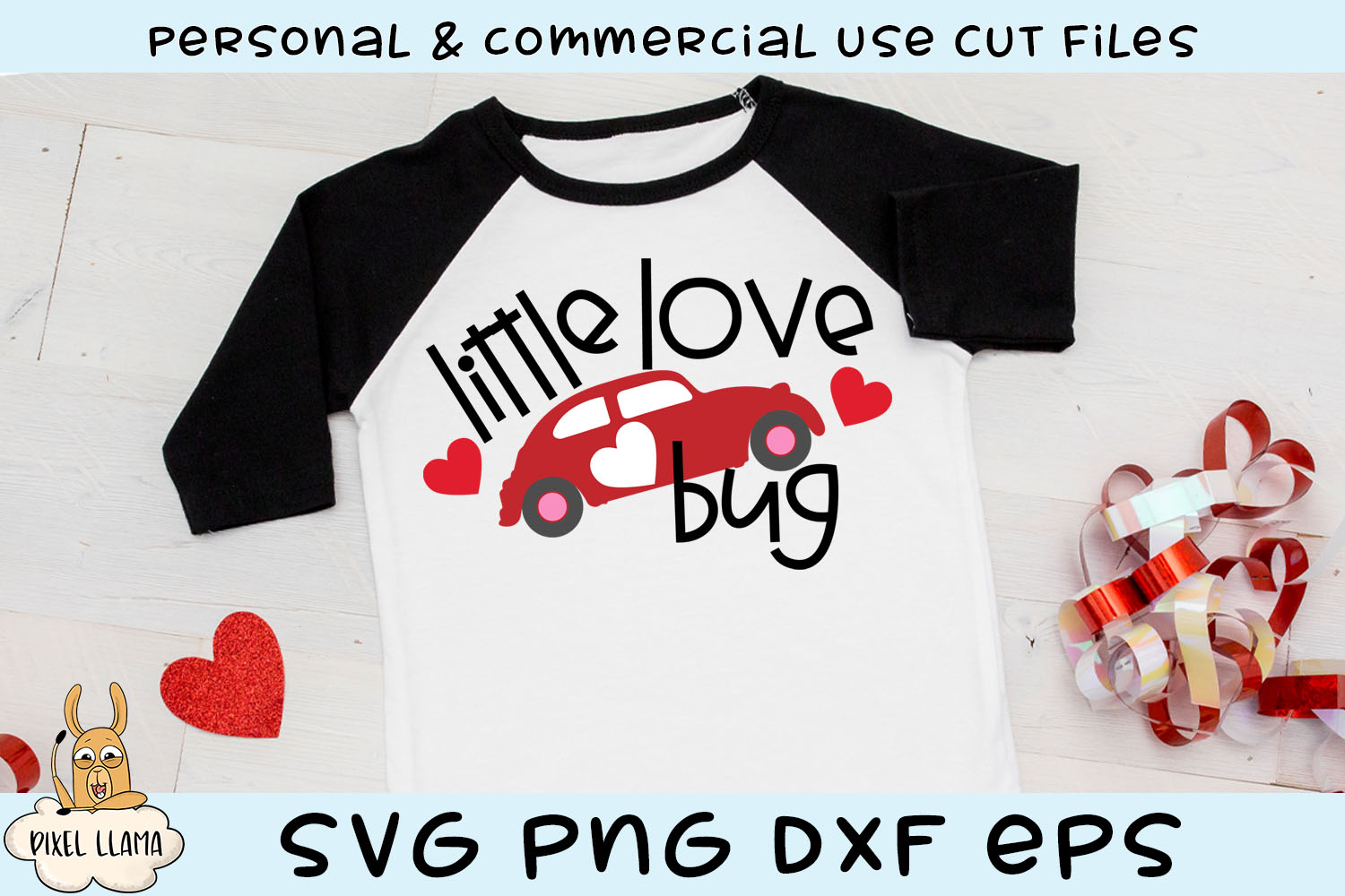 Little Love Bug Valentine Svg Cut File 141584 Svgs Design Bundles