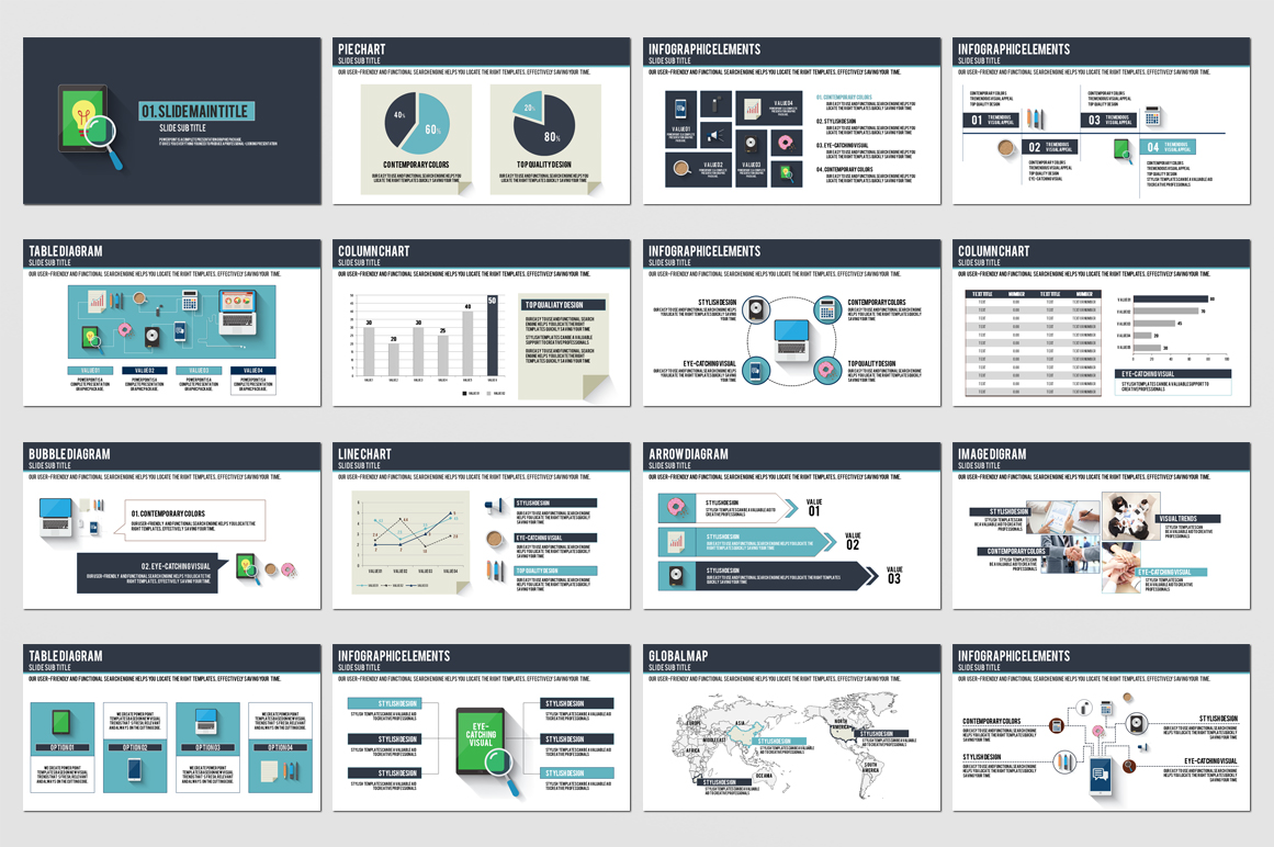 Digital Marketing PPT Template example image 4