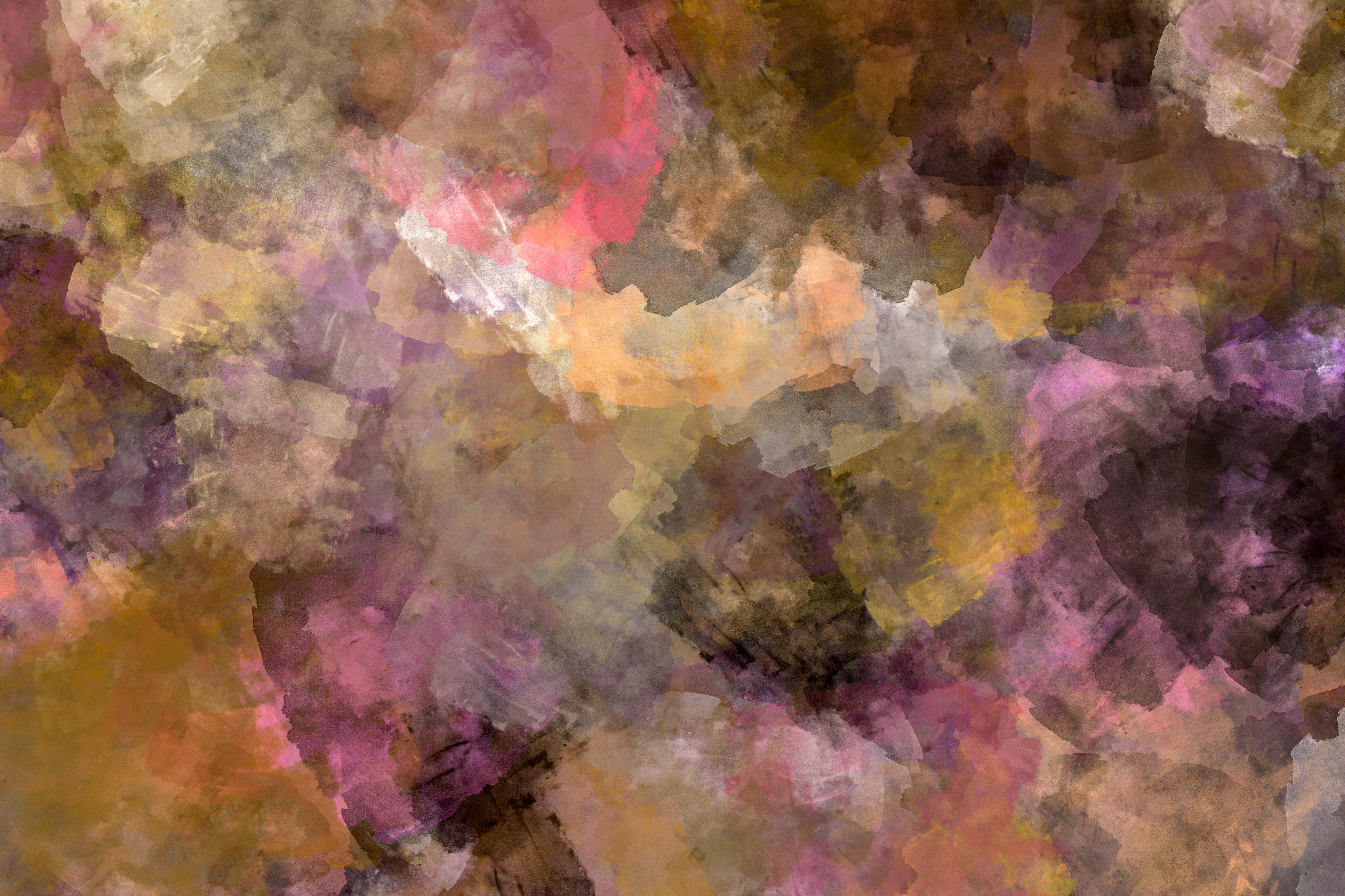 10 Grunge Watercolor Washes Textures